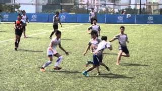 20151114 A grade Rugby 第三場 CTS
