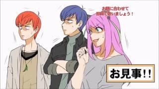 【手描き】F6が即/興/ア/ー/テ/ィ/ス/ト/ゲ/ー/ム【おそ松さん】+おまけ thumbnail