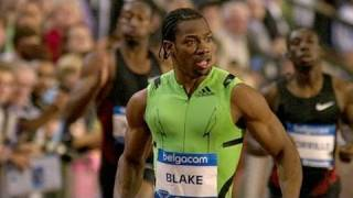 Yohan Blake gets 19.26, Walter Dix wins Diamond - from Universal Sports