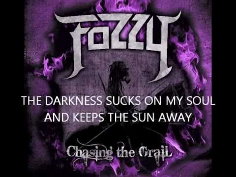 Fozzy - Let The Madness Begin [LYRICS ON SCREEN]