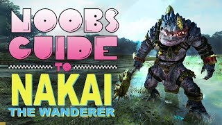 NOOB'S GUIDE to NAKAI the WANDERER