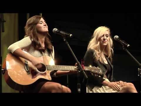 """Megan and Liz - """"Princess Charming"""" at VidCon 2012"""