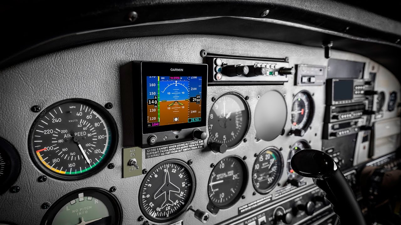 G5 Electronic Flight Instrument for Certificated Aircraft