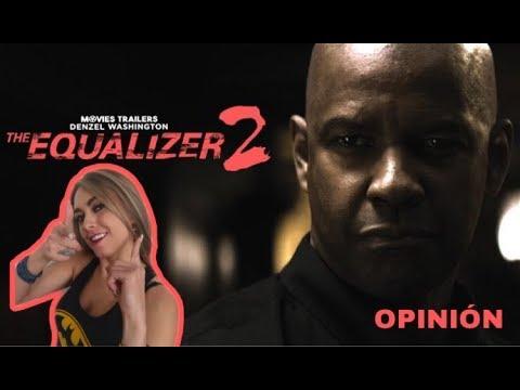 Cine593  - Opinión - El Justiciero 2
