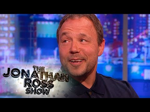 Stephen Graham On Working With Al Pacino And Leonardo DiCaprio - The Jonathan Ross Show