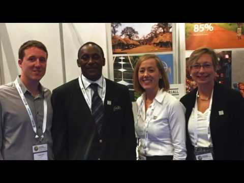 In Conversation with... Dr. Kandeh Yumkella