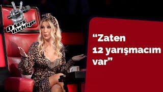 Murat Boz ile Seda Sayan yine anlaşamadı!  | O Ses Türkiye 2018