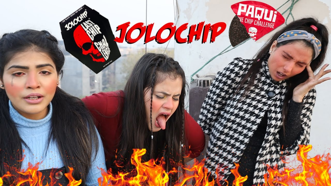 Download World's Most Spiciest Jolo Chip Challenge Gone Wrong   इसे खाना �क भारी भूल थी   Please Never Try
