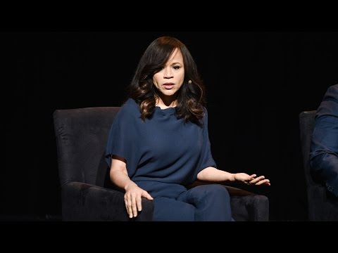 Rosie Perez tells the story of the educator who changed her life