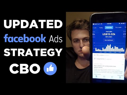 New Facebook Ads CBO Strategy | Updated for 2019