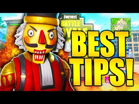 HOW TO BE AGGRESSIVE FORTNITE TIPS AND TRICKS! HOW TO IMPROVE AT FORTNITE TIPS AND TRICKS!
