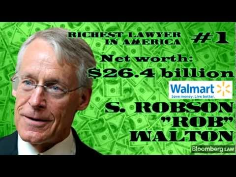 5 Richest Lawyers In America