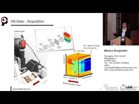 Hyperspectral Imaging in Industry chii2017 MB 1080p