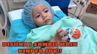 ARS SUNAT SAMBIL MAKAN KINDER JOY | MAINAN MOBIL | ANAK BALI...