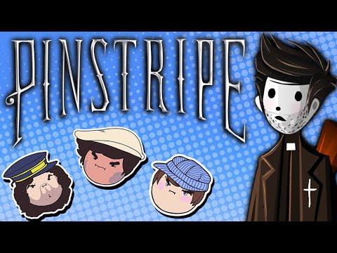 Pinstripe - Steam Train