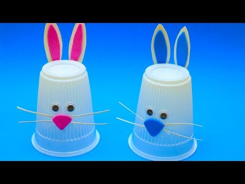 6 Bunny DIYs Cute & Easy Rabbit Crafts for Spring