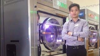 Máy giặt công nghiệp cho khách sạn giá rẻ