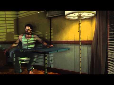 Max Payne 3: Intro Cinematics