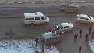 ДТП на Вторчермете в Екатеринбурге