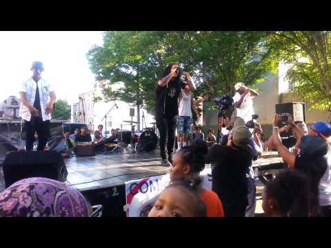 Comrade LIVE at Baltimore Music/Arts Festival