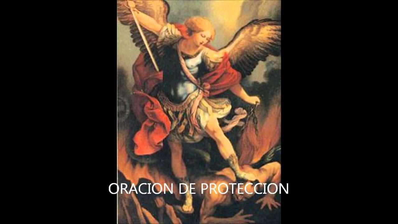 Oracion De San Miguel Arcangel Proteccion