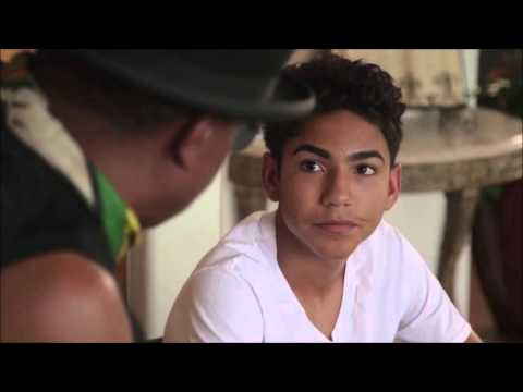 Tito Jackson Gives Grandson Royal Sex Advice