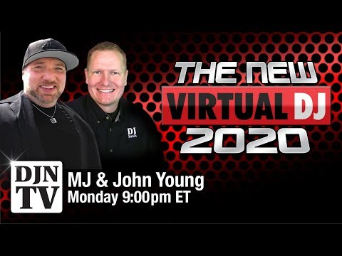 FIRST INDEPTH LOOK The Full Q and A on Virtual DJ 2020 with DJ Michael Joseph on #DJNTV