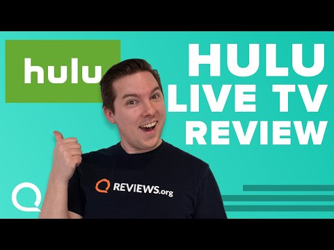 Hulu Live TV 2018 Review