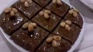 sello ou sfouf reste ramadan 2017 cuisine marocain