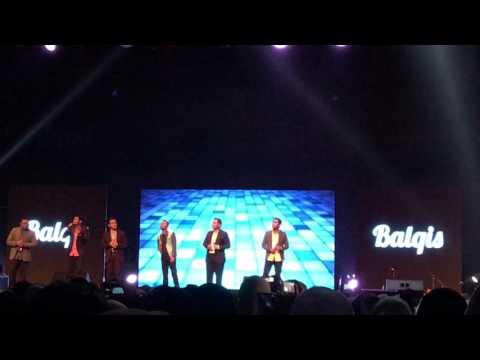 Konsert REUNIC (UNIC) - Balqis LIVE