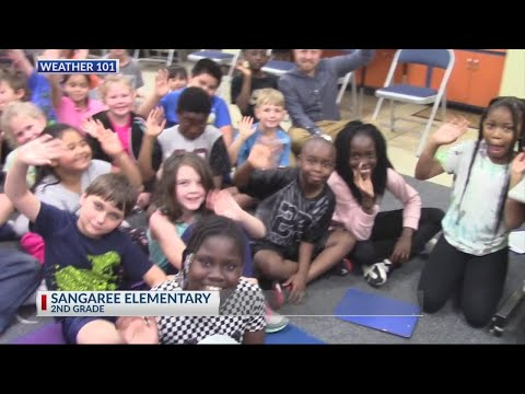 Rob Fowler visits Sangaree Elementary School_5pm