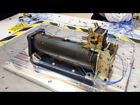 AstroTube Max Vibration Test Campaign