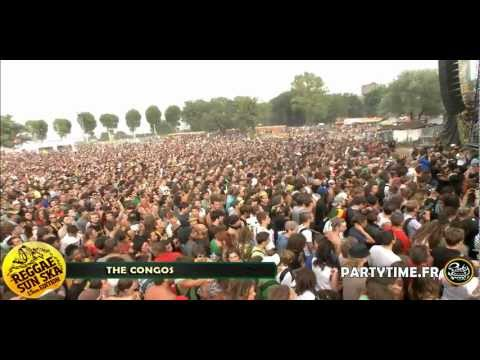THE CONGOS - Live HD at Reggae Sun Ska 2012 by Partytime.fr