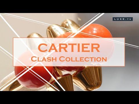 Clash de Cartier - The aesthetic heritage of the House, in punk rock version ! - LUXE.TV