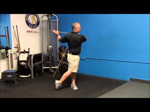 Workout #5: Adding Speed to Your Golf Swing!
