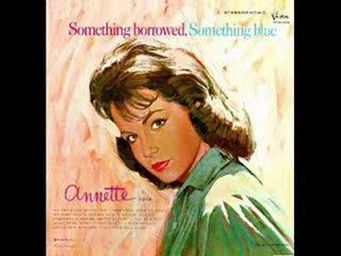 Annette Funicello - All My Loving