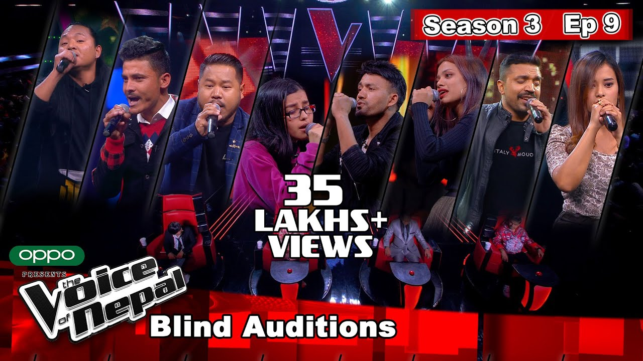 Download The Voice of Nepal Season 3 - 2021 - Episode 9