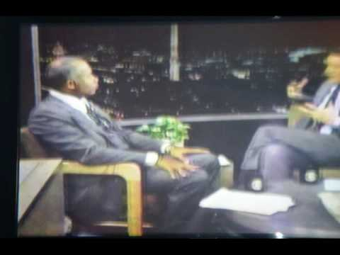 Republican Eldridge Cleaver Interview with Charlie Rose Part 2