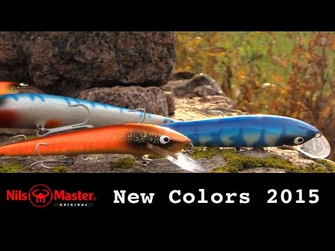 Two amazing Nils Master colors 2015