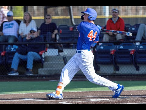 Georgia Highlands College Baseball Player Reflections:  Bryson Horne