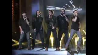 """The Sing-Off"" Season 4 Announces Winner  (12/23/13)"