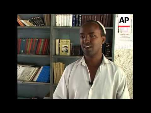 Thousands of Ethiopian Jews wanting to be relocated to Israel