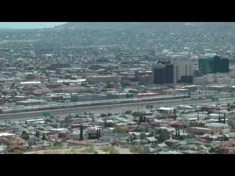 Scenic Drive - El Paso, Texas