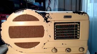 Tecnico Aristocrat 750 Radio Restoration - Beauty is in the eye of the beholder.