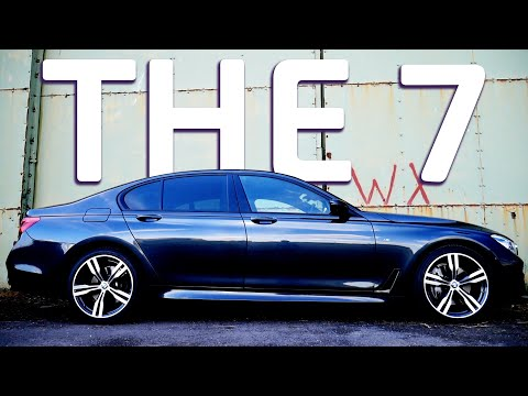 BMW 7 Series   Reviewed   The perfect luxury lease car?