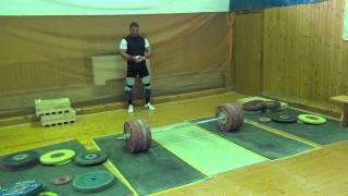 Dmitry Klokov - clean & jerk 225 kg  (31.07.2013)