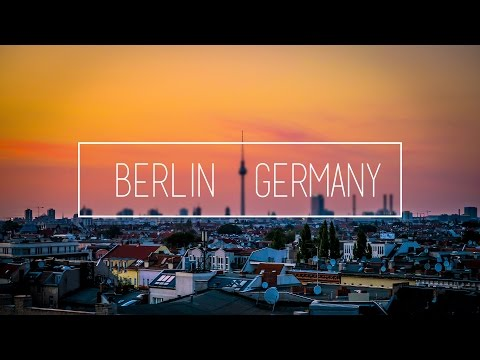 Berlin Germany | Travel VLOG | Around the City in 8 min