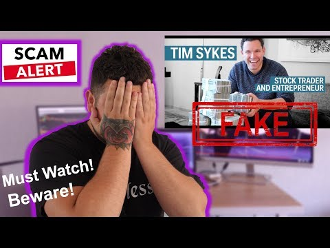 Tim Sykes Exposed – You Asked For It!