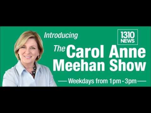 Carol Anne Meehan interviews Michel Weatherall