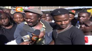 JKUAT students clash with police